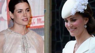 Herzogin Kate vs Charlotte Casiraghi - Die Grazien im Duell  - BUNTE TV