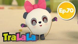 BabyRiki - Coarda (Ep. 70) Desene animate TraLaLa