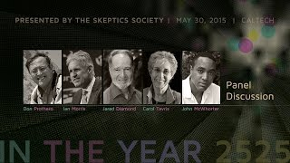 Skeptics Society Conference: Morning Panel Discussion