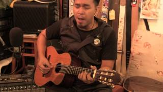 1986 K. Yairi Y303A Alto Guitar