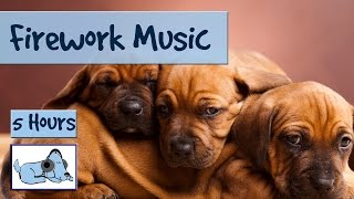 5 Hours Of Music To Calm Down Dogs. Use On July 4th During Fireworks!