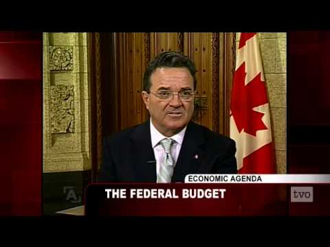 Jim Flaherty on the Federal Budget