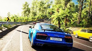 Top 7 Ultra Realistic Graphics Racing Games 2018 | PS4 XBOX PC