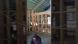 видео Огнезащита чердачных конструкций