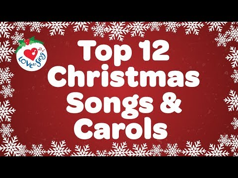Top 12 Christmas Songs And Carols Playlist Love To Sing