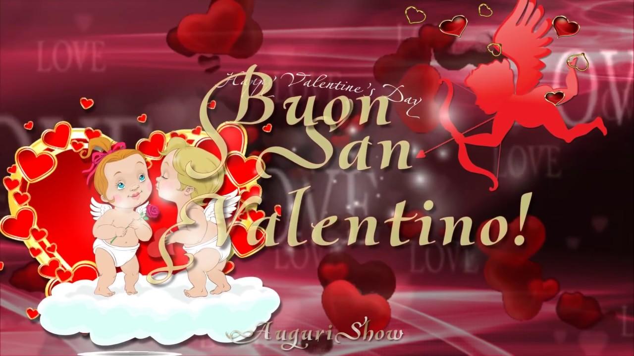 Buon San Valentino Youtube