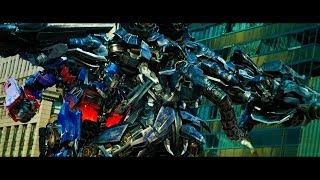 Transformers : Dark of the Moon - Iridescent (Music Video)