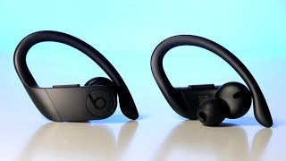 Powerbeats Pro Review (vs AirPods) -- AMAZING... But Mine Don't Fit Well