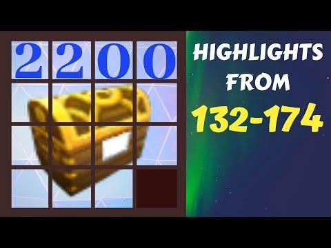 HIGHLIGHTS from 2150 Elite Clue Reward Caskets [Runescape 3]
