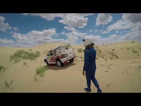 Rally Kazakhstan 2017. 2 этап