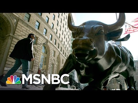 Dow Hits All-Time High After Election Day | MSNBC