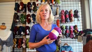Rowan Pure Wool Worsted Product Review