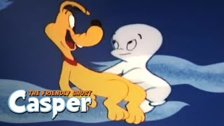 Casper Classics | Boo Scout / Which is Witch | Casper The Ghost Full Episode