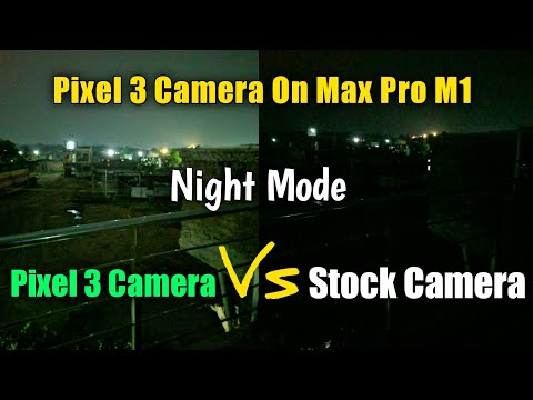 Asus Zenfone Max Pro M1: Pixel 3 Camera Vs Stock Camera Comparison
