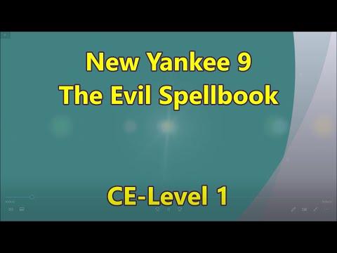 New Yankee 9: The Evil Spellbook CE CE-Level 1  