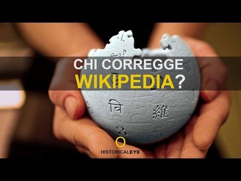 Chi corregge wikipedia ?