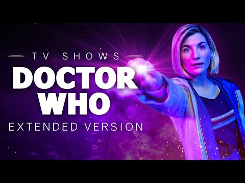 Doctor Who - Intro Theme   Extended