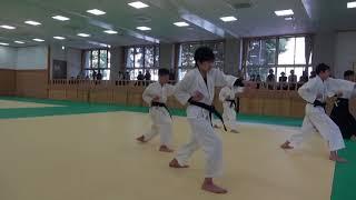 at 浅生スポーツセンター(福岡県北九州市戸畑区)