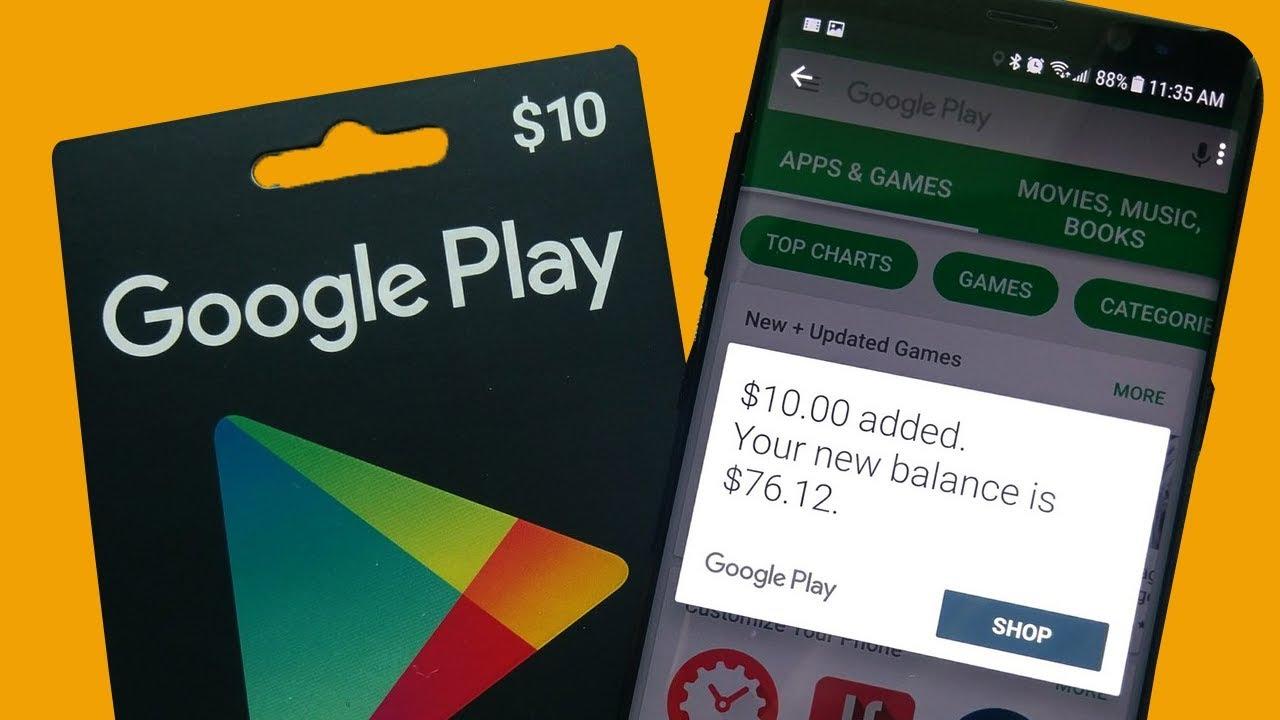احصل الان على بطاقات جوجل بلاي مجانا و شحن العابك (pubg mobile , free fire, fortnite) ????