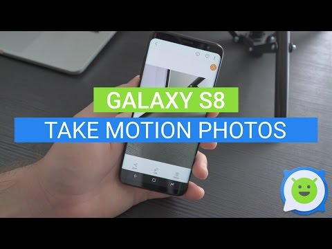 How to send live photos to android phone