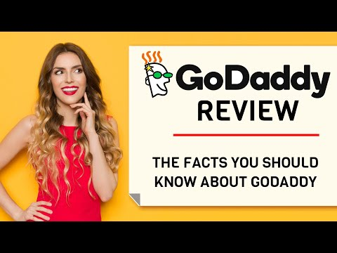 🤔🤔 GoDaddy Review: Should You Get This??? 🤔🤔