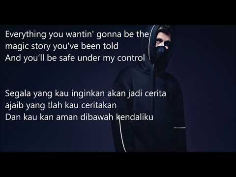 ALAN WALKER - LILY// LYRICS DAN TERJEMAHAN LIRIK INDONESIA