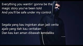 Gambar cover ALAN WALKER - LILY// LYRICS DAN TERJEMAHAN LIRIK INDONESIA