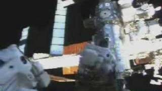 STS-116 EVA 3 HIGHLIGHTS (PART 3)