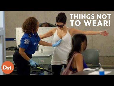 8 Things NOT To Wear At the Airport!