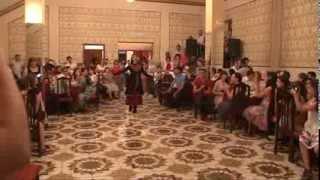 Театр танца Меркурий  Подарок другу на свадьбу