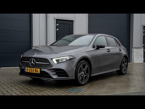 Impressie van de Mercedes-Benz A250e