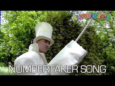NUMBERJACKS | The Numbertaker Song