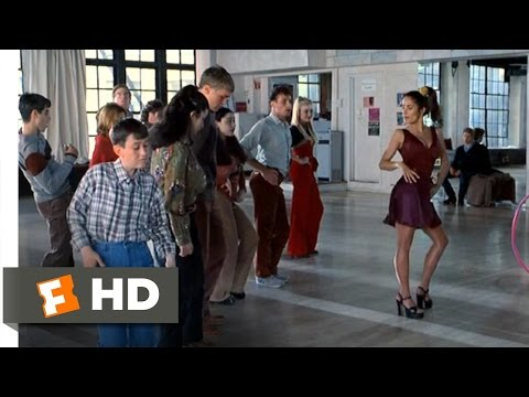 54 (7/12) Movie CLIP - Disco Lessons (1998) HD