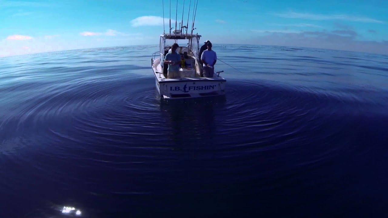 Deep sea fishing aerial test with dji phantom and gopro for Deep sea fishing dana point