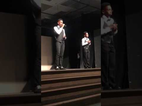 Lake Elsinore Middle School talent show