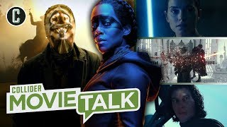 Rise of Skywalker Trailer + Watchmen Review - Movie Talk