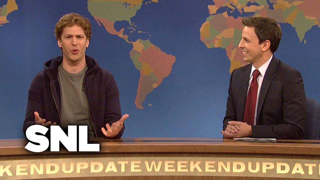 Mark Zuckerberg Update: Weekend Update: Mark Zuckerberg On The Social Network