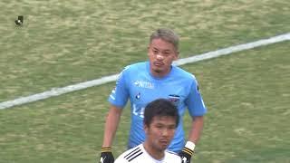 2018年2月25日(日)に行われた明治安田生命J2リーグ 第1節 横浜FCvs...