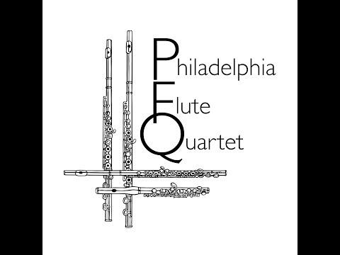 The Philadelphia Flute Quartet-60 Years Of Original Flute Quartets