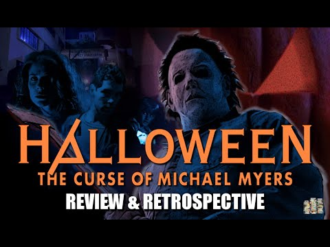 Download The Story of Halloween: The Curse of Michael Myers (1995) - Review & Retrospective