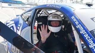 43rd Toyota Grand Prix Of Long Beach Media Day Track Ride GMG