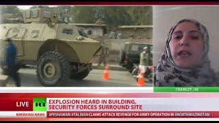 Pakistan horror:  Dozens of children killed in Taliban school assault