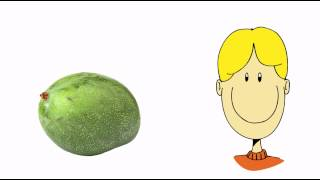 Learn French with conversations #33 =J'adore les fruits