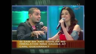 Daiana Menezes & Sam YG (1/2) @ DON