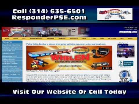 Emergency Equipment Saint Louis MO Responder Public Safety