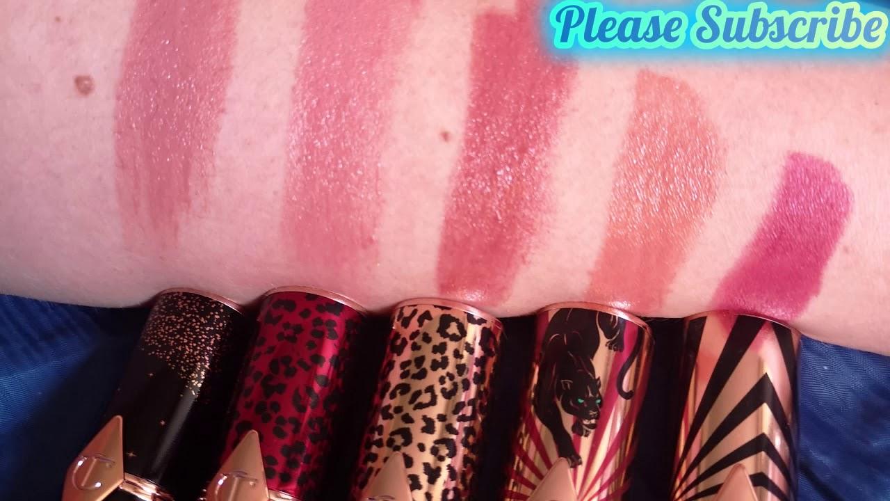 Charlotte Tilbury Latex Love Lip Gloss in Studio 64