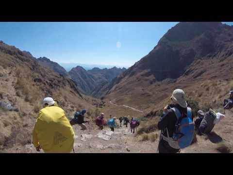 Camino Inca/Inca Trail 2016