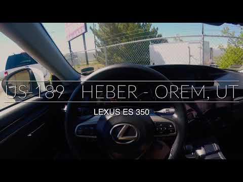 US-189  //  Heber - Orem, UT