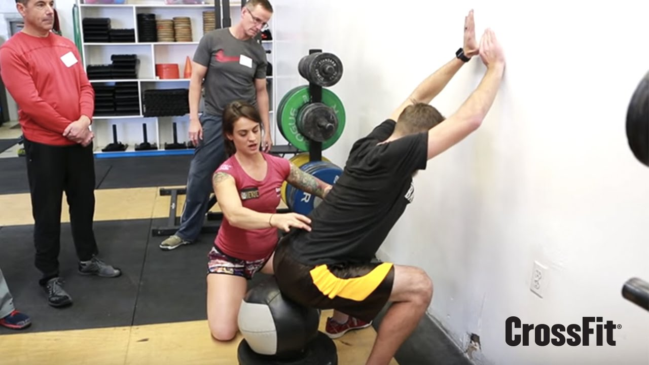 b40f4cfd45fb Squat Therapy With Cherie - YouTube