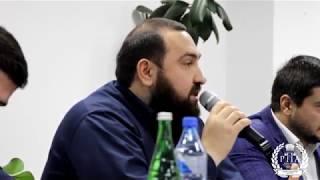 «УРОК ТРЕЗВОСТИ» в Северо-Кавказском институте
